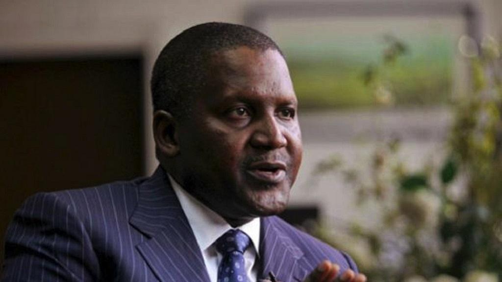 Aliko Dangote is a Nigerian