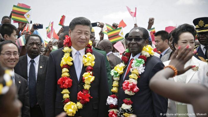 Zimbabwe has turned to China for investments and most Zimbabweans approve
