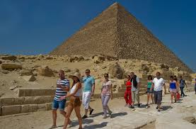 Egypt is a major tourist attraction nation for many around the world.