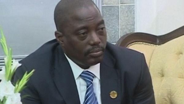 President of DRC Joseph Kabila