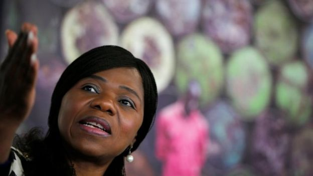 Thuli Madonsela, who stepped down last month, has been widely praised for her efforts to tackle government corruption
