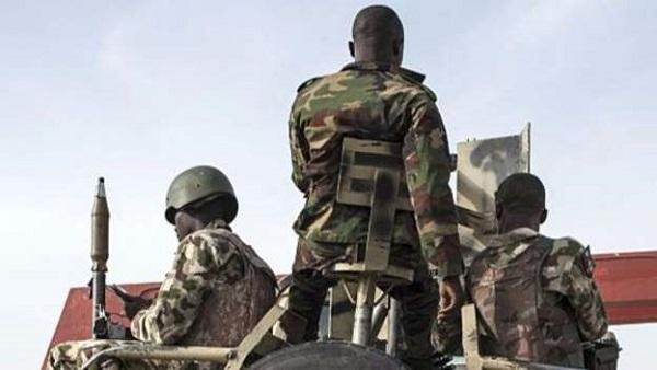 Nigeria's operational headquarters is in Maiduguri. Photo Credit: AFP