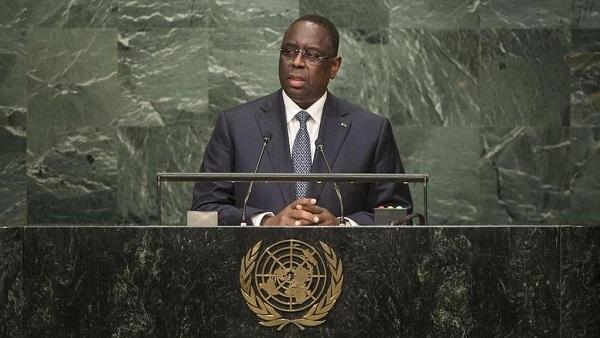 Senegal President, Macky Sall