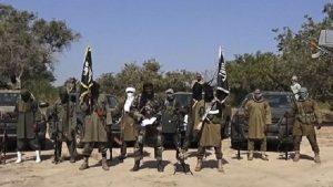 Boko Haram militans