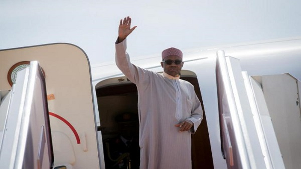 Buhari medical treatment