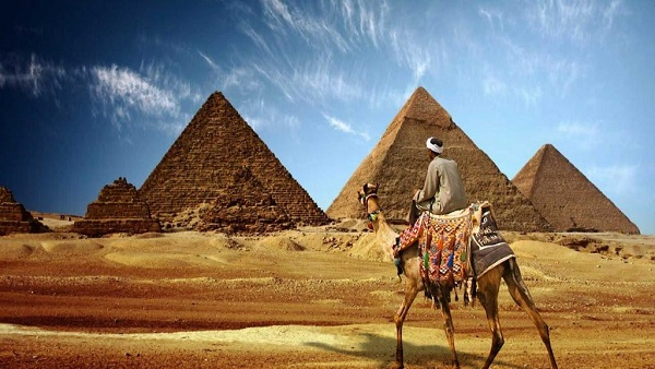 Egypt is a major destination for tourists as well in Africa.