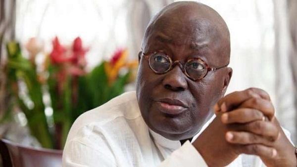Ghana President Akufo Addo