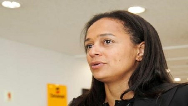 Isabel dos Santos, the daughter of former Angolan President Jose Eduardo dos Santos and was heading the state energy giant Sonangol. Photo: REUTERS/Ed Cropley