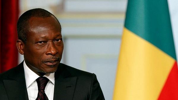 President of Benin, Patrice Talon.