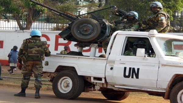 UN peacekeepers South Sudan
