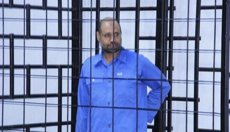 Gaddafi's son Saif freed in Libya, whereabouts unclear