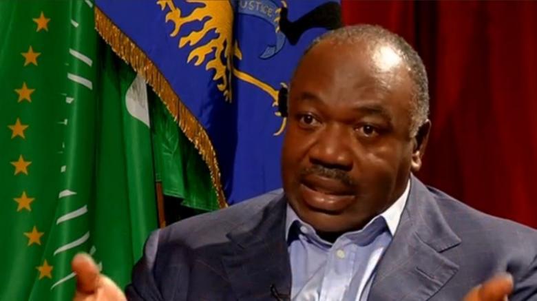 Gabon President Ali Bongo Photo: REUTERS