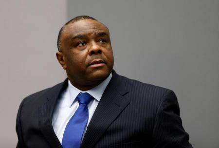 Congo warlord, Jean-Pierre Bemba's conviction overturned
