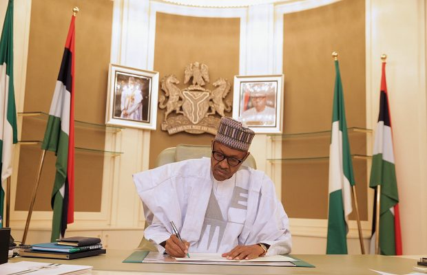 Nigeria signs AfCFTA