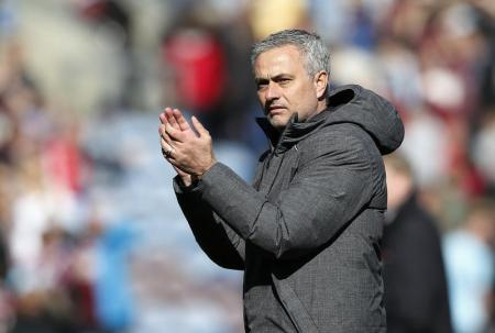 Former Manchester United manager Jose Mourinho. Photo: Reuters / Andrew Yates Livepic