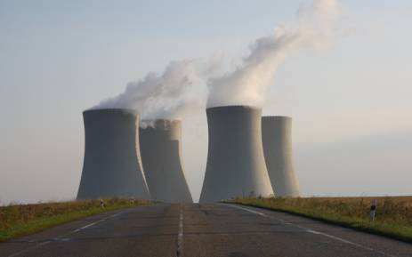 Nuclear power plant. PHOTO: Free Images