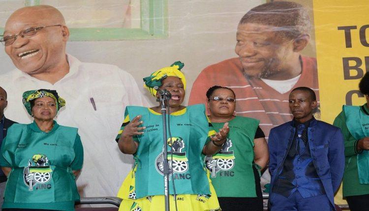 Zuma's ex-wife Nkosazana accepts nomination to lead ruling ANC
