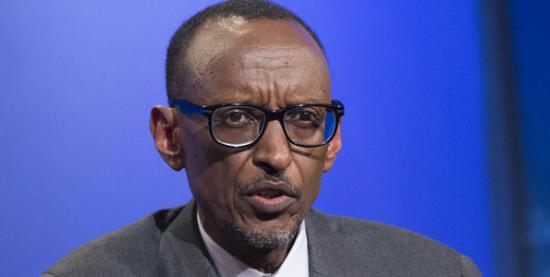 Kagame picked by his party as August candidate