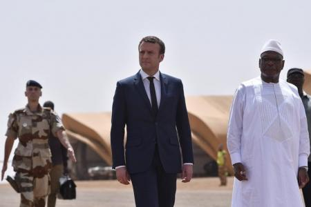 France to continue with fight against jihadists in Mali