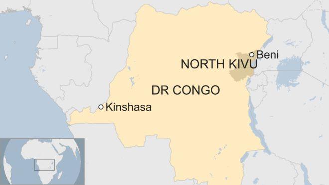 DR Congo killings