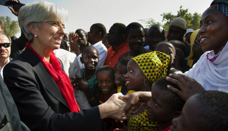 The Compact with Africa—The Contribution of the IMF