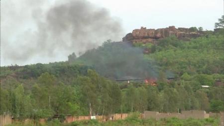 Gunmen attack resort outside Mali's capital, two dead