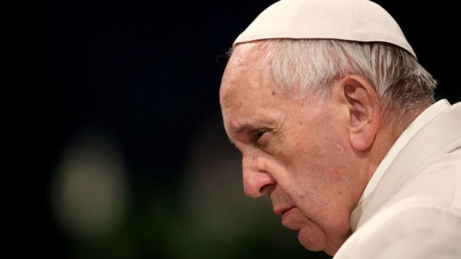 Pope Francis threatens sacking Nigerian priests for rejecting bishop