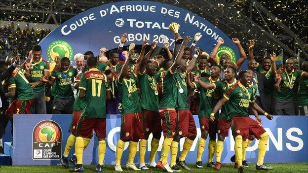Cameroon driven by Foe memory at Confeds Cup