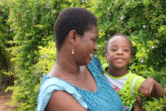 Cerebral Palsy in Ghana: In pursuit of a care-giver