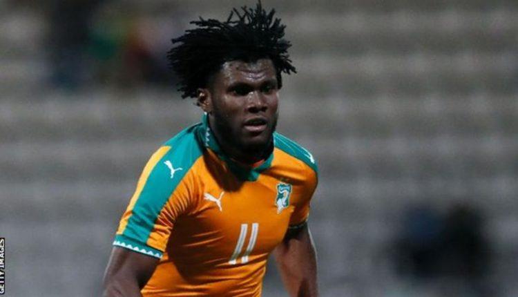 Ivory Coast's Kessie joins AC Milan