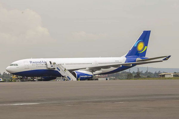 RwandAir to fly to Brussels from July