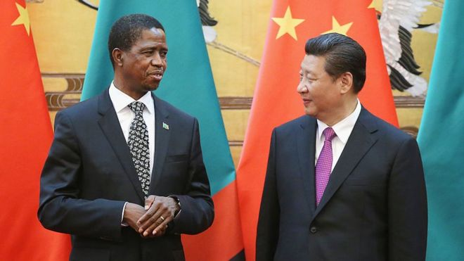 China protests at Zambia mining arrests