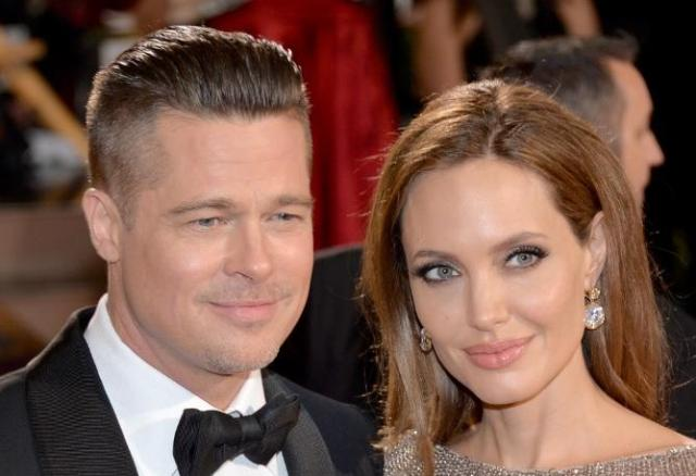 Jolie called it quits with Pitt in September after two years of marriage and a decade together
