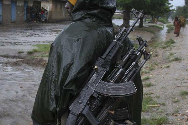 Congo militants