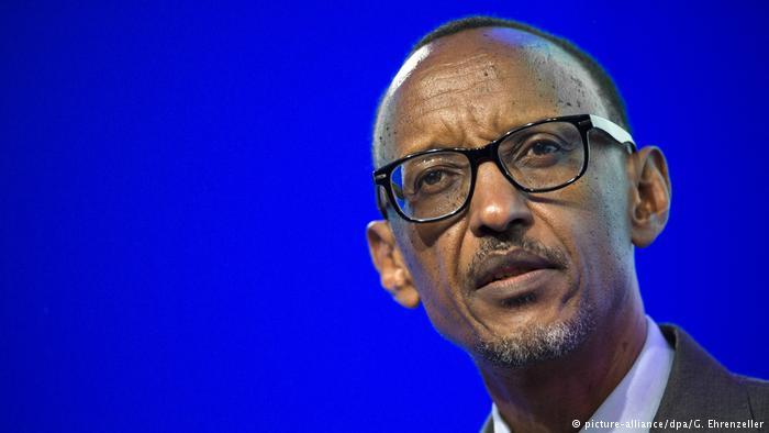 Rwanda Paul Kagame