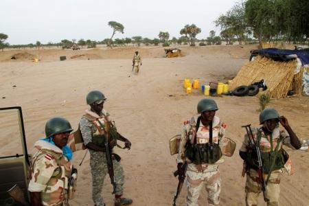 Niger soldiers killed