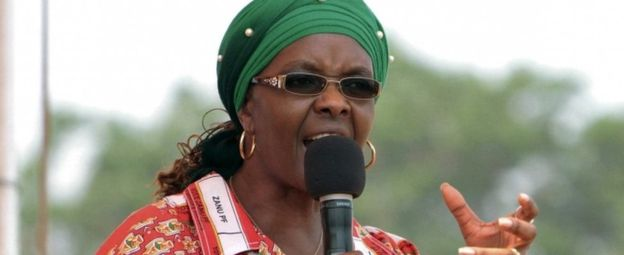 09d6fa759de Journalist arrested over Grace Mugabe  underwear  story - Africa Feeds
