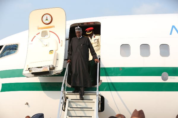 Buhari reduces trips of ministers