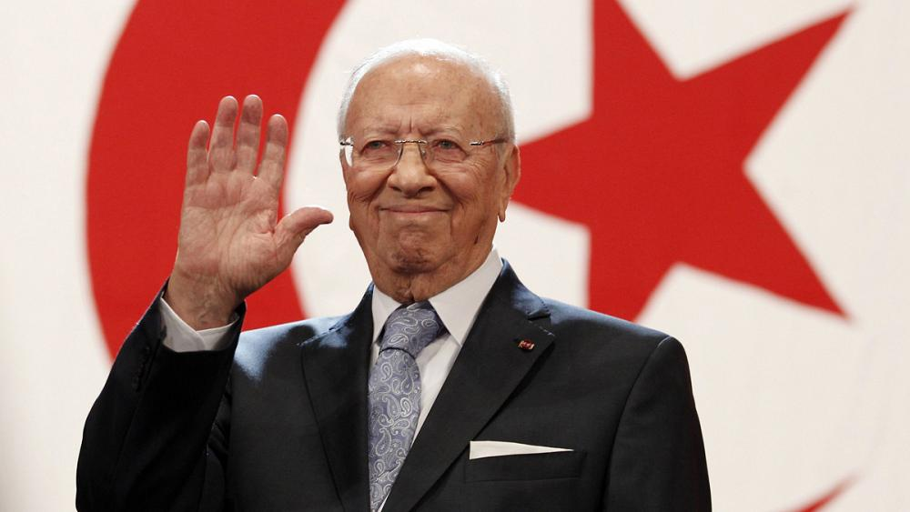 Tunisia President dies