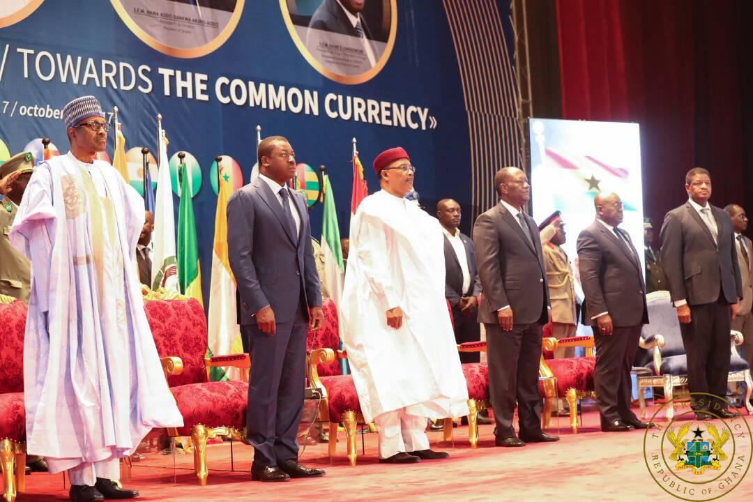 ECOWAS leaders meet
