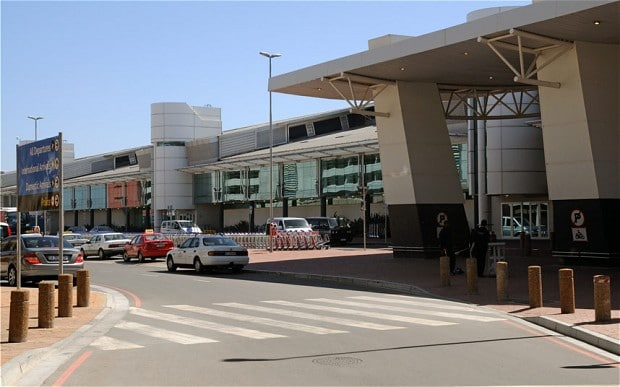 A South African Airport