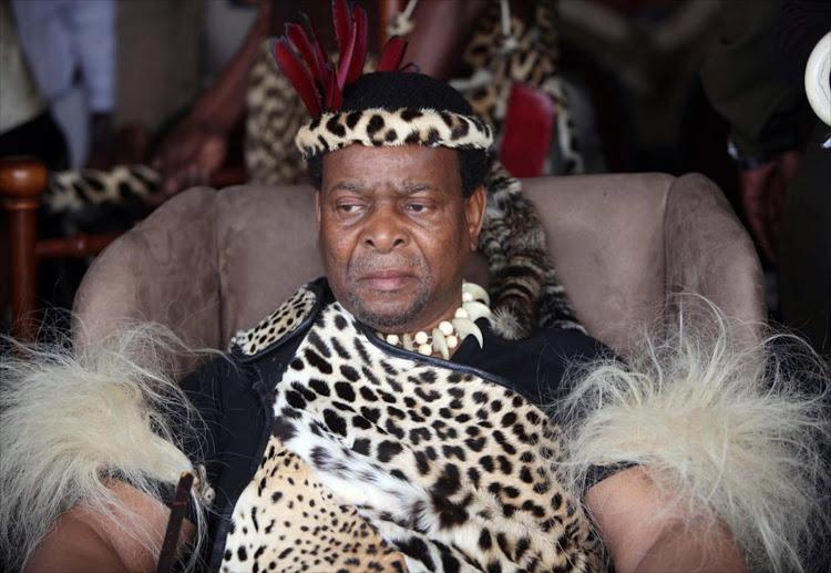 Zulu King dies