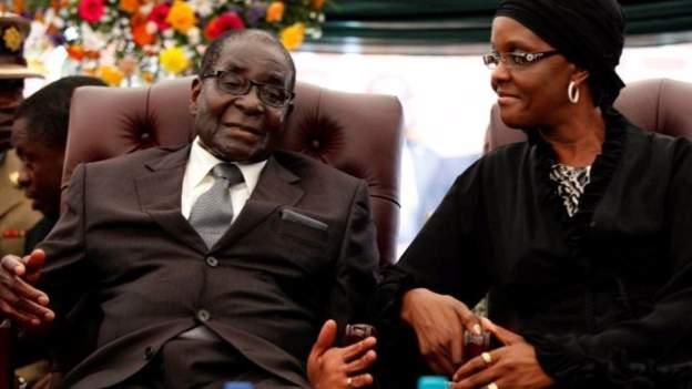 Mugabe ruled Zimbabwe for 37 years. Photo: Reuters