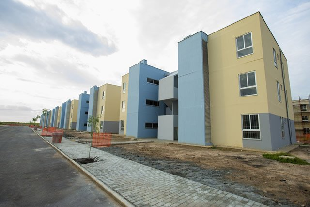 Ghana has a 1.7 million housing deficit.