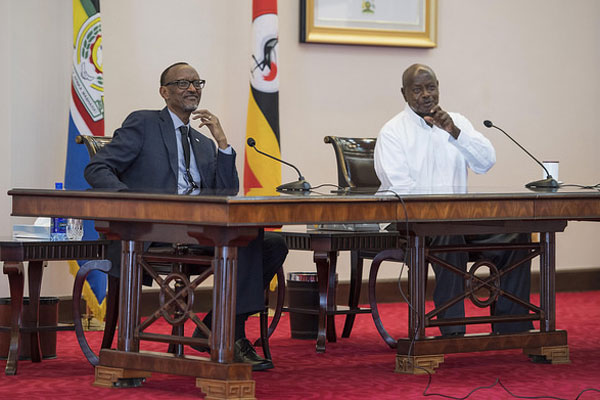 Rwanda Uganda dispute