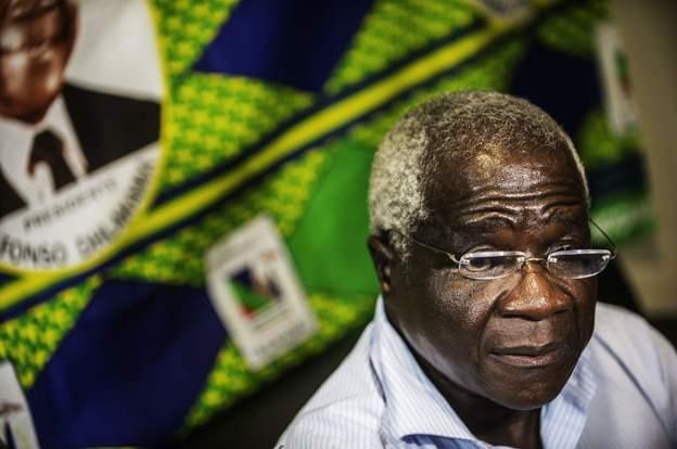 Afonso Dhlakama led the Mozambican Resistance Movement (Renamo). Photo: AFP