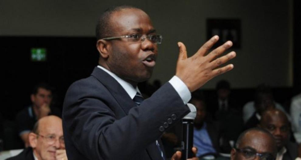 Former Ghana's football association chief, Kwesi Nyantakyi has been banned by FIFA for life