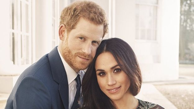 Prince Harry and Meghan Markle's engagement photos were shot by Alexi Lubomirski, who is also their wedding photographer. Photo: ALEXI LUBOMIRSKI