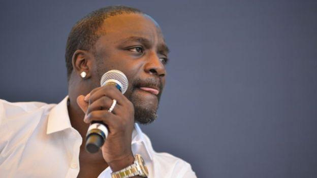 Akon to build Akon city