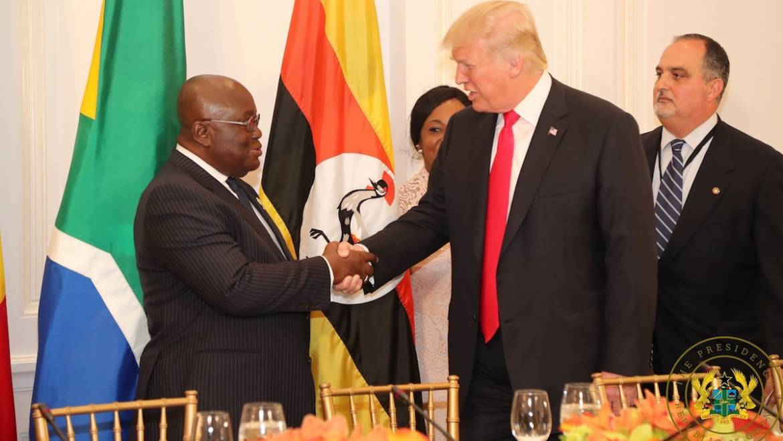 US lifts visa restriction on Ghana